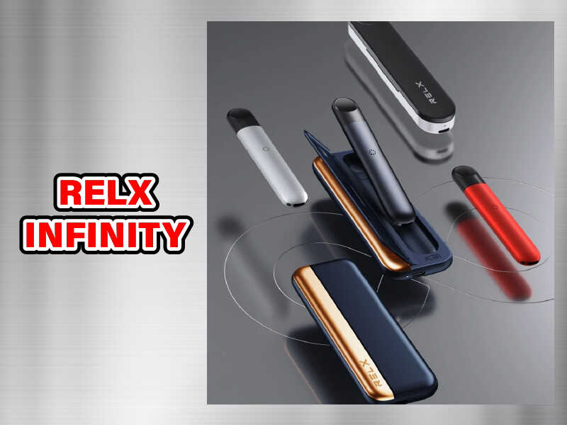 3 quit smoking product - relx infinity