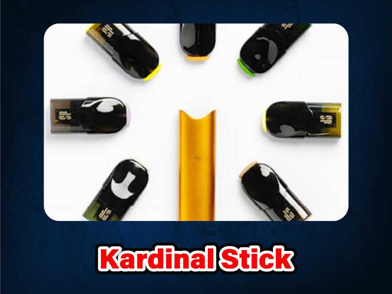 Kardinal Stick บุหรี่ที่เป็นมิตรกับคนรอบข้าง 3